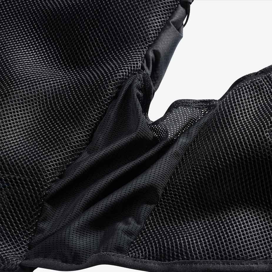 3D mesh veste hydratation